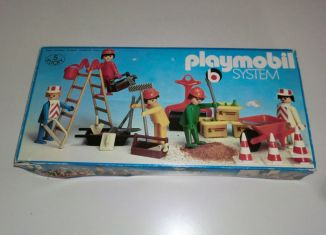 Playmobil - 3200s1v2 - Construction Box