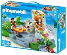Playmobil 4134 - Super Set Ice Cream Parlor - Box