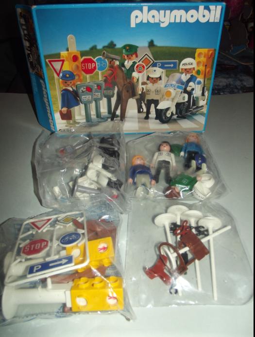 Playmobil 3489 - Police Set - Box