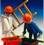 Playmobil - 13160-aur - 2 Construction Workers