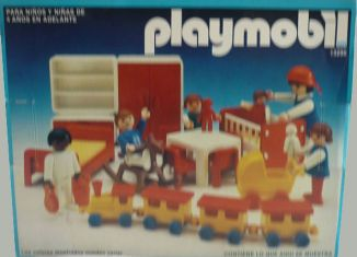 Playmobil - 13290-aur - Children's playroom
