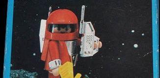 Playmobil - 13320-aur - Astronaut