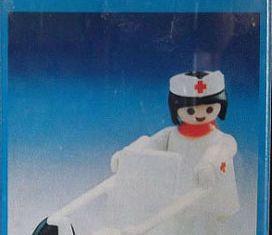 Playmobil - 13362-aur - strecher carrier