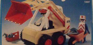 Playmobil - 13507-aur - Excavator