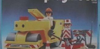 Playmobil - 13533-aur - tandem roller