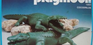 Playmobil - 13541-aur - 2 Alligators