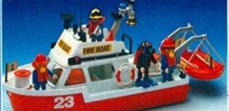 Playmobil - 13999-aur - Fire Boat