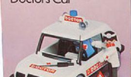 Playmobil - 1747-pla - Doctor's Car