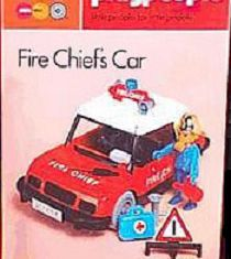 Playmobil - 1756-pla - Fire Chief's Car