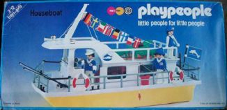 Playmobil - 1798-pla - Houseboat