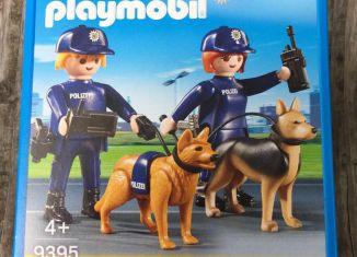 Playmobil - 9395-ger - Bundespolizei Set