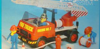 Playmobil - 23.70.6-trol - Fire Truck