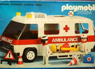 Playmobil - 23.70.9-trol - Ambulance