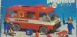 Playmobil - 23.71.0-trol - Fire Brigade