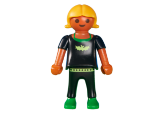 Playmobil - 30112020-ger - Basic Figure Girl