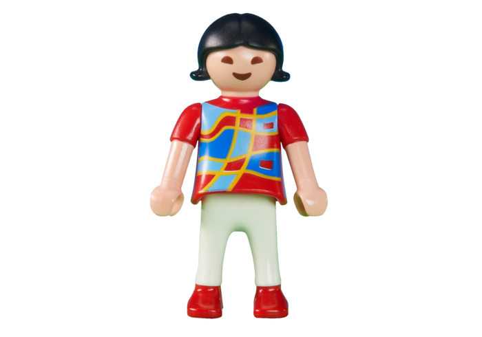 playmobil set 30112260ger  basic figure girl  klickypedia
