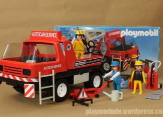 Playmobil - 3136 - Tow truck