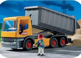 Playmobil - 3265s3 - Dump Truck