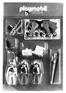 Playmobil 3269 - Nuremberg guards - Box