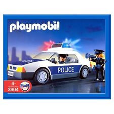 Playmobil - 3904v2 - Police Car