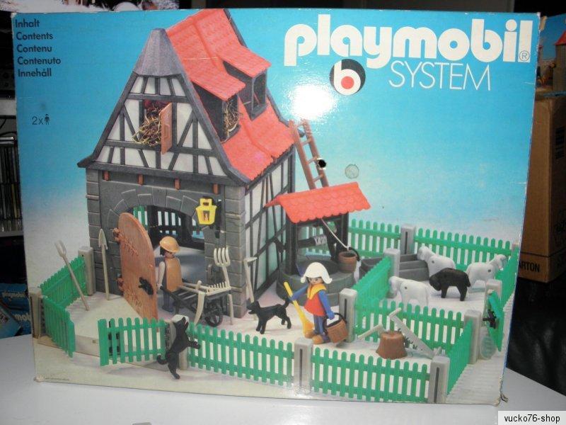 Playmobil 3193v2 - Farm - Box