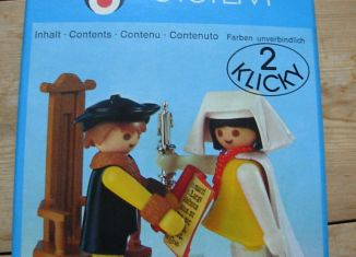 Playmobil - 3168 - count/countess