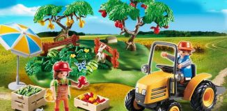 Playmobil - 6870 - Orchard Harvest