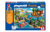 Playmobil - 80010 - Puzzle - Adventure Tree House