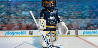 Playmobil - 9179-usa - NHL® Buffalo Sabres® Goalie