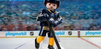 Playmobil - 9180-usa - NHL® Buffalo Sabres® Player