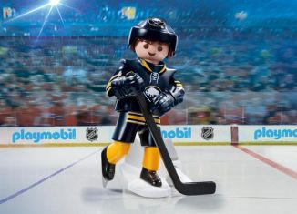 Playmobil - 9180-usa - NHL® Buffalo Sabres® Player