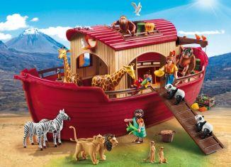 Playmobil - 9373 - Noah's Ark