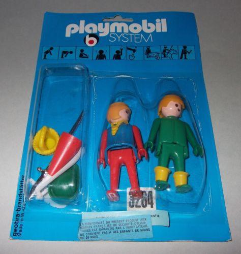 Playmobil 3264 - Robin - Box