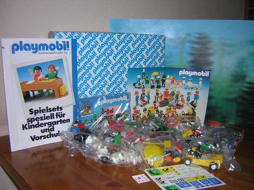 Playmobil 3126 - City set - Box