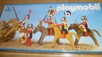 Playmobil - 3220 - Nuremberg guards
