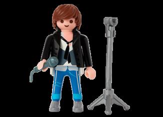 Playmobil - QUICK.2017s1v1-fra - Singer boy