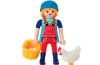 Playmobil - QUICK.2017s1v8-fra - Farmer girl