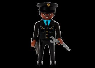 Playmobil - QUICK.2017s1v11-fra - Policeman