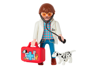 Playmobil - QUICK.2017s1-fra - Veterinarian boy