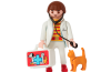 Playmobil - QUICK.2017s1-fra - Veterinarian girl