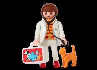 Playmobil - QUICK.2017s1-fra - Veterinarian girl