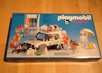 Playmobil - 3702 - City car