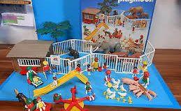 Playmobil - 3132 - ZOO + nursery
