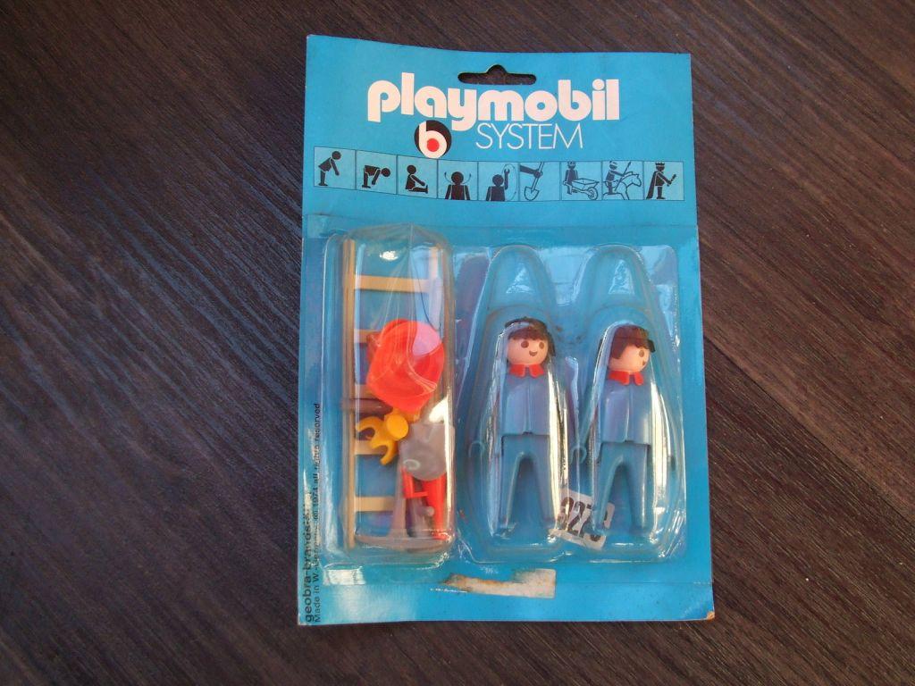 Playmobil 3276 - Firemen - Box