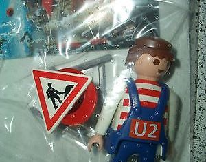 Playmobil - 0000-ger - Maitenance Employee (U2, 2015)