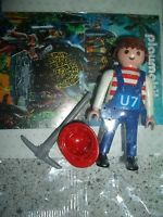 Playmobil - 0000-ger - Maitenance Employee (U7, 2012)