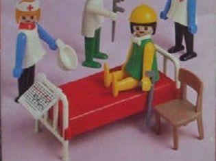 Playmobil - 1741v1-pla - Arzt und Schwestern Basis Set