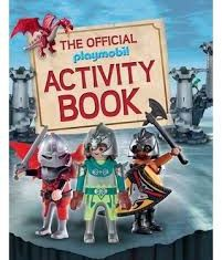 Playmobil - 78055 - The official playmobil activity book