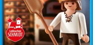 Playmobil - 9392-ger - Gingerbread Baker