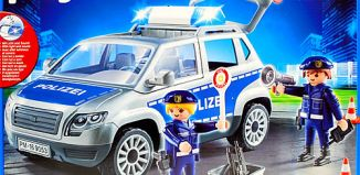 Playmobil - 9053 - Police Car